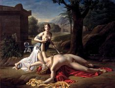 Pierre_Gautherot_-_Pyramus_and_Thisbe,_1799
